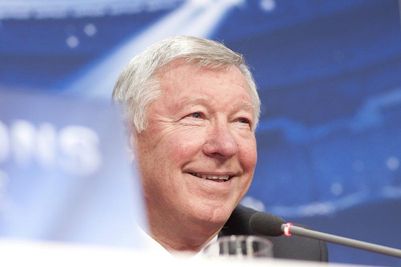 Alex Ferguson Leadership Teams Winning