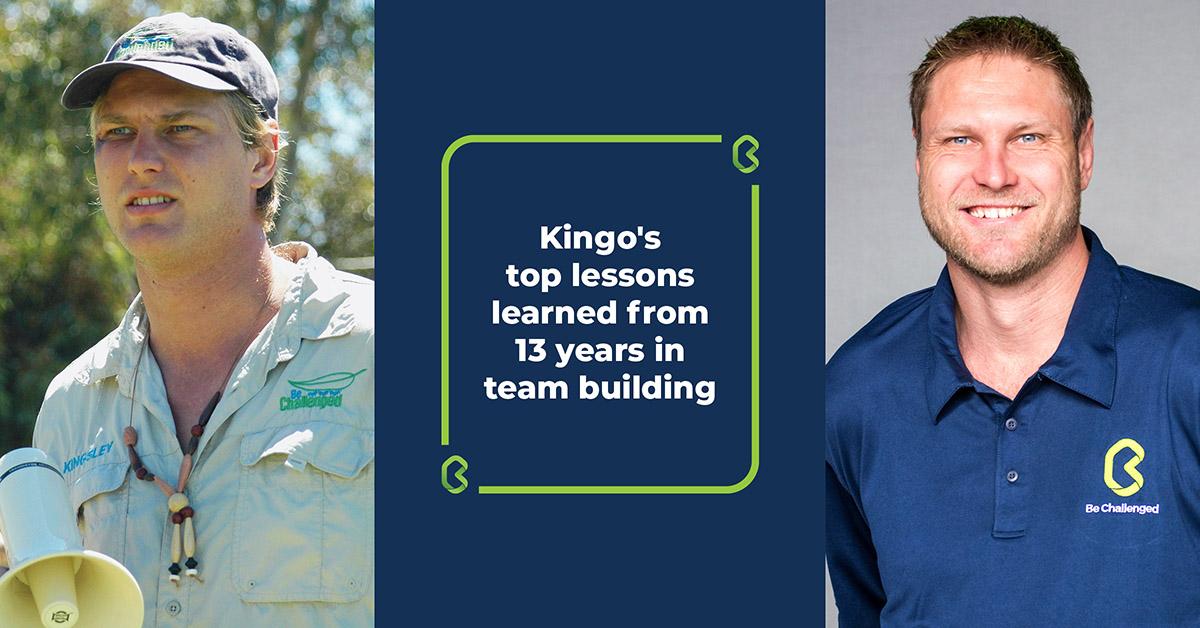 Kingo Team Building Lessons